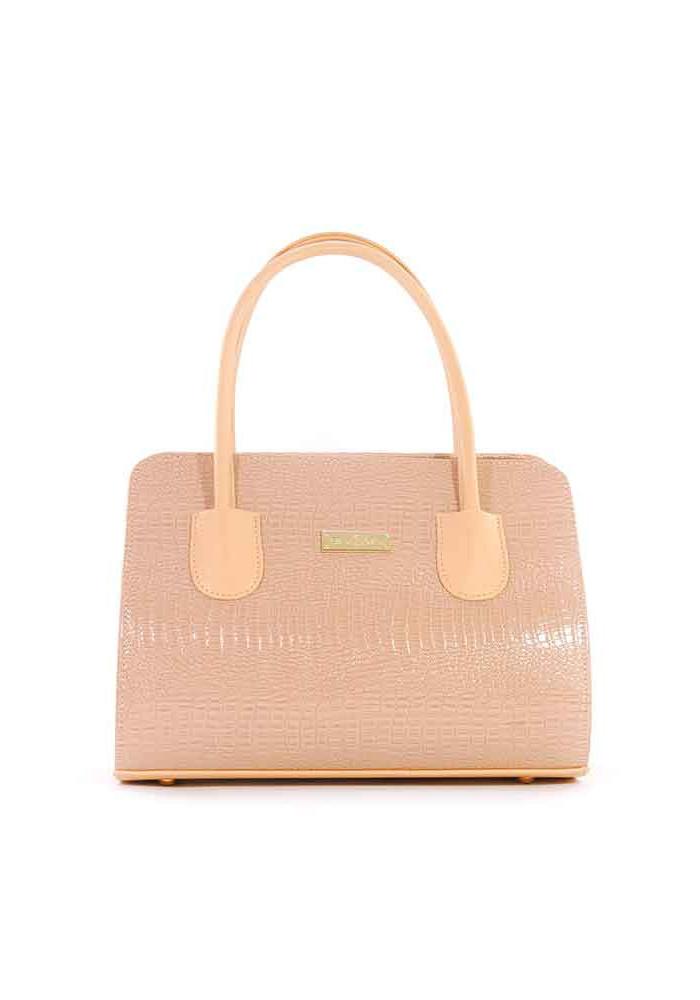 Фото Маленькая пудровая женская сумка 16E-PUDRA