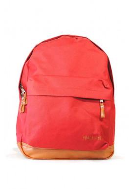 Фото Красный городской рюкзак Wallaby 1351-RED
