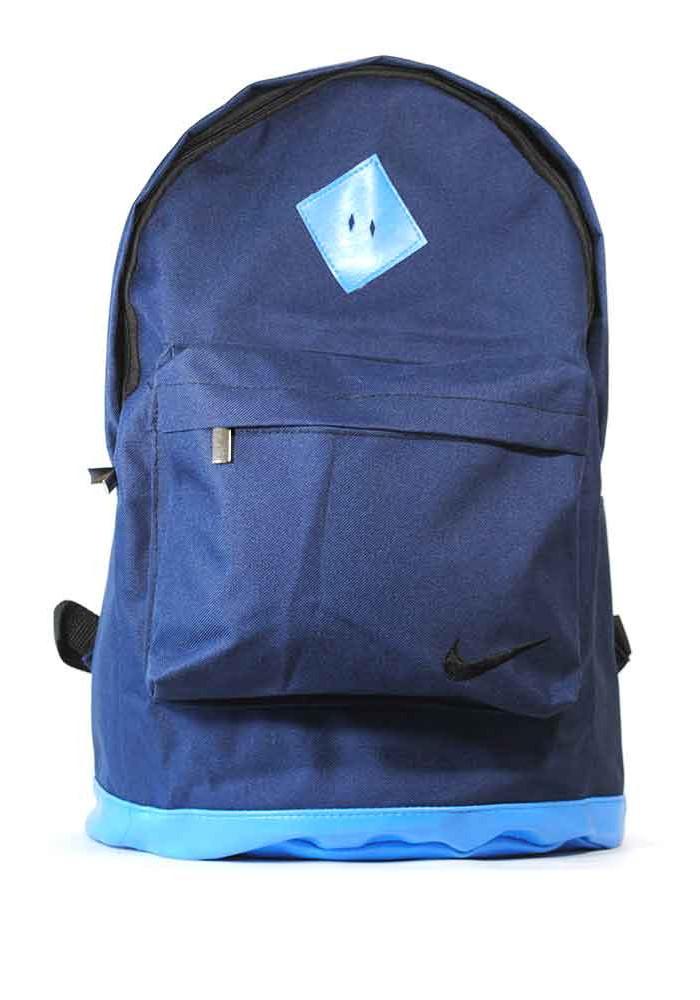 Фото Синий спортивный городской рюкзак N-15