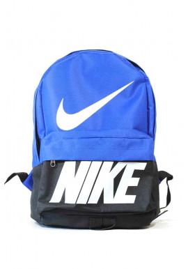 Фото Небольшой синий городской рюкзак NIKE-BLUE