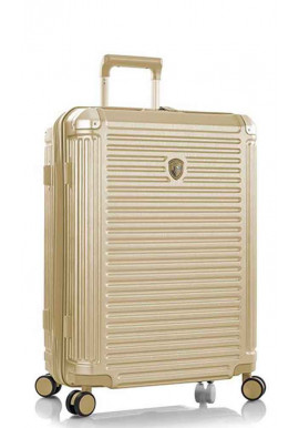 Фото Женский чемодан на колесах Heys Edge M Gold