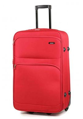 Фото Двухколесный чемодан Members Topaz M Red