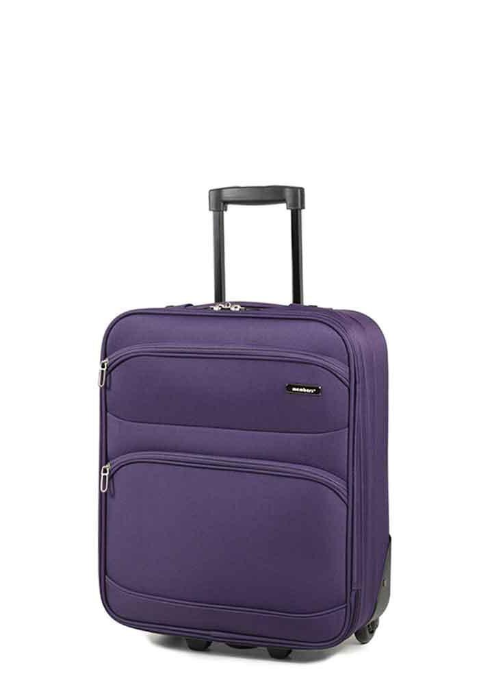 Чемодан для ручной клади Members Topaz S Purple