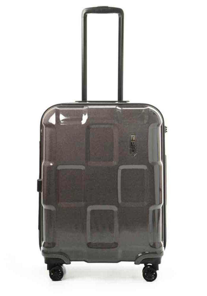 Чемодан Epic Crate Reflex M Charcoal Black