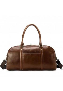 Фото Кожаная дорожная мужская сумка Texas 10010