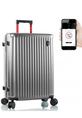 Фото Чемодан Heys Smart Connected Luggage M Silver 927104