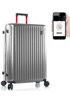 Фото Чемодан Heys Smart Connected Luggage L Silver 927105