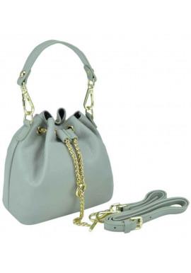 Фото Кожаная сумка женская Riche W14-2126G