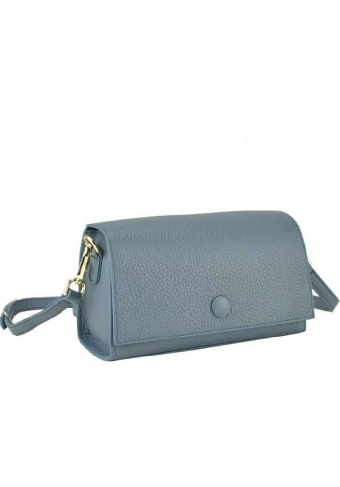 Фото Женская кожаная сумка Riche W14-7727BL