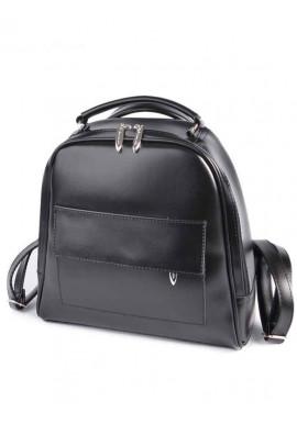 Фото Женский рюкзак-сумка Камелия М231-34 глянцевая