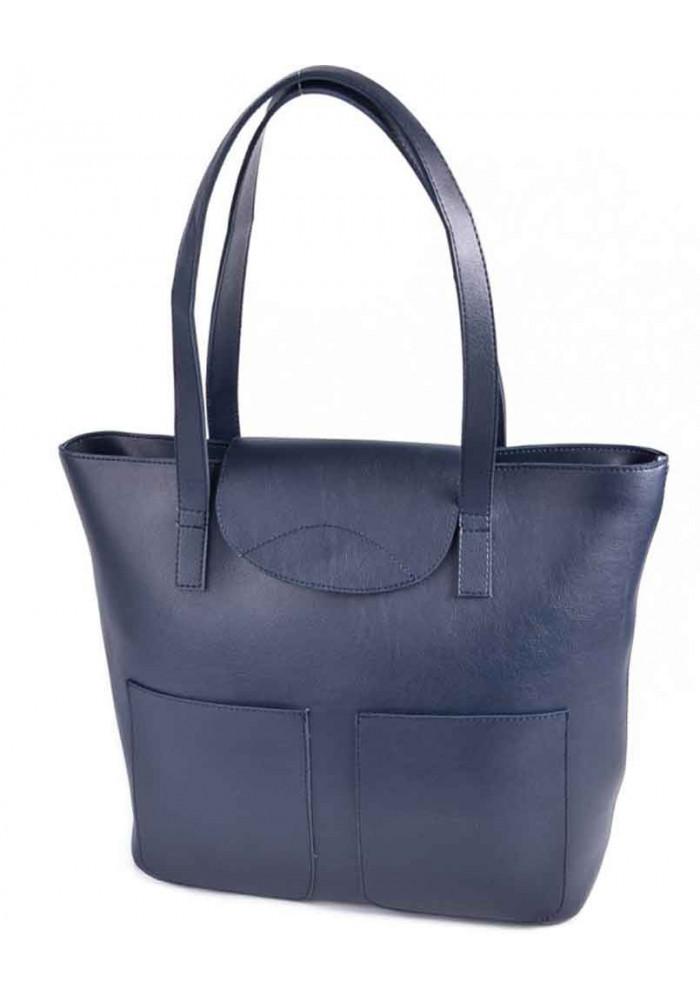 Фото Женская сумка Камелия М225-62 синяя