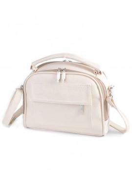 Фото Женская сумочка Камелия М199-64 светло-бежевая