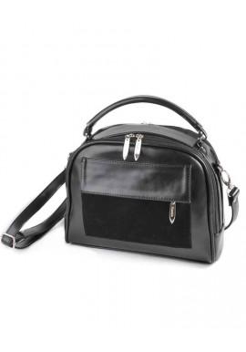 Фото Женская сумочка Камелия М199-33 с замшей