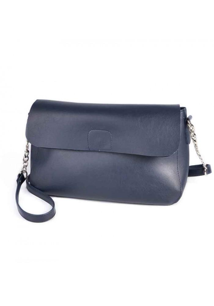 Фото Женский клатч-сумка Камелия М213-62 синий