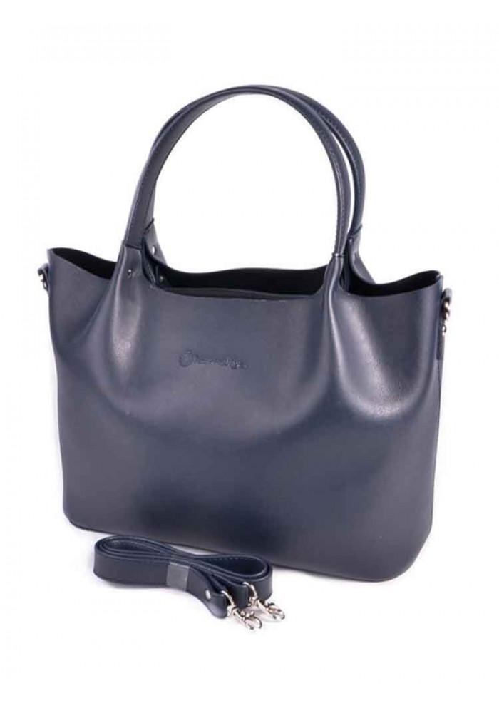 Фото Женская сумка М193-62 Камелия синяя