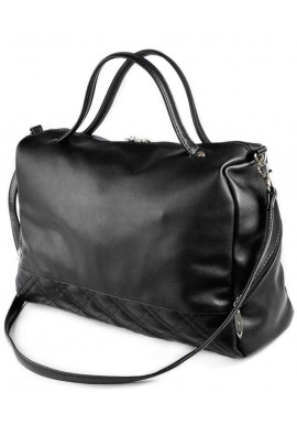 Фото Женская сумка-саквояж М188-91 Black