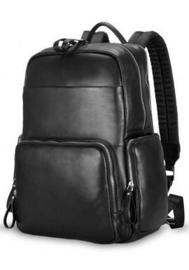 Фото Мужской рюкзак кожаный Tiding Bag B3-1737A