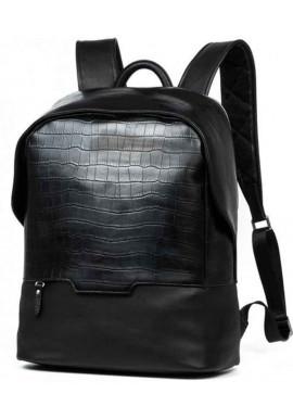 Фото Кожаный рюкзак Tiding Bag B3-019A