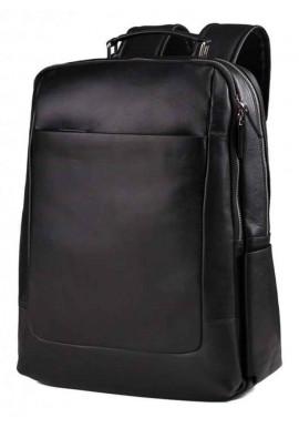 Фото Мужской рюкзак из кожи Tiding Bag B3-1631A