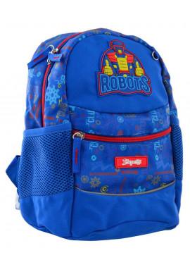 Фото Детский дошкольный рюкзак 1 Вересня K-20 Robot 556513