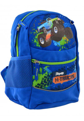 Фото Детский дошкольный рюкзак 1 Вересня K-20 M-Trucks 556511