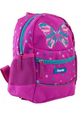 Фото Дошкольный рюкзак для девочки 1 Вересня K-20 Summer butterfly 556521