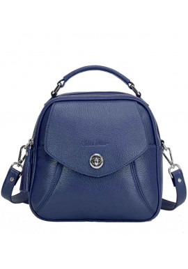 Фото Женская сумка из кожи Issa Hara Рената Blue