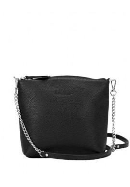Фото Женская сумочка на плечо Issa Hara Ксения М-3 Black