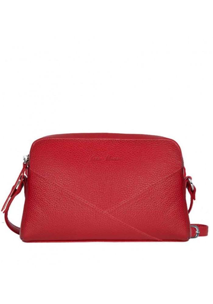 Фото Женская кожаная сумка Issa Hara Марго Red