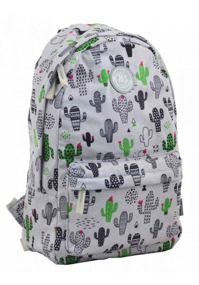 Фото Женский молодежный рюкзак ST-31 Cactus 555424