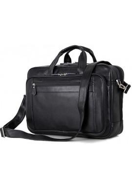 Фото Кожаная сумка Tiding Bag 7367A