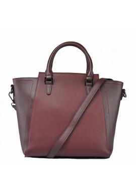 Фото Женская сумка L.D NWB23 Bordo