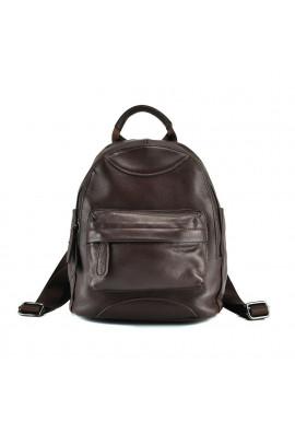 Фото Женский кожаный рюкзак Tiding Bag NWB53-9030BO-BP