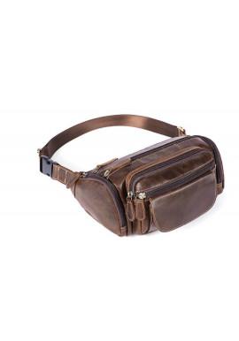 Фото Кожаная сумка на пояс Bexhill Bx8355C