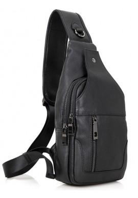 Фото Кожаный рюкзак Tiding Bag 4004A