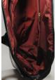 Черная женская сумка кроко, фото №7 - интернет магазин stunner.com.ua