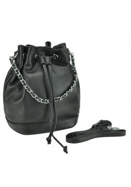 Фото Кожаная женская сумка UnaBorsetta W06-9030L-A