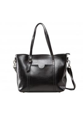 Фото Кожаная сумка женская Grays GR3-6101A