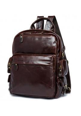Фото Рюкзак кожаный TIDING BAG 7007B