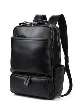 Фото Рюкзак кожаный Tiding Bag B3-1697A