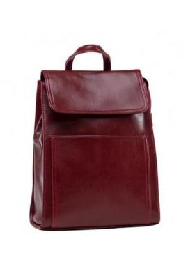 Фото Женский кожаный рюкзак Grays GR3-806R-BP