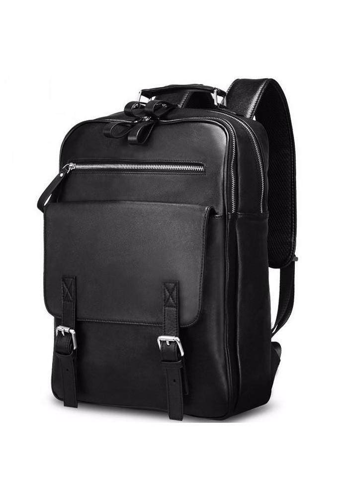Фото Мужской кожаный рюкзак Tiding Bag B3-1691A