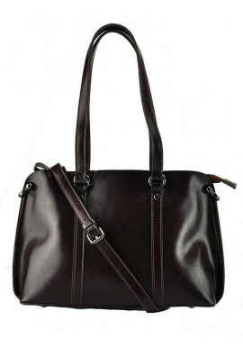 Фото Кожаная женская сумка Grays GR-839B