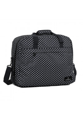 Фото Сумка дорожная Members Essential On-Board Travel Bag 40 Black Polka