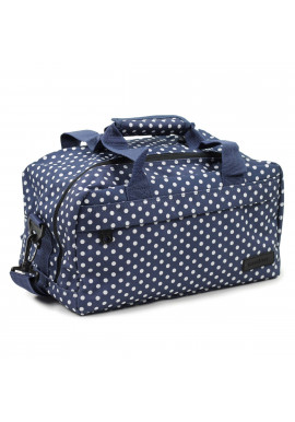 Фото Сумка дорожная Members Essential On-Board Travel Bag 12.5 Navy Polka