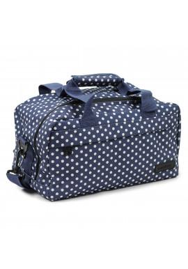 Фото Сумка дорожная Members Essential On-Board Travel Bag 12.5 Navy Polka