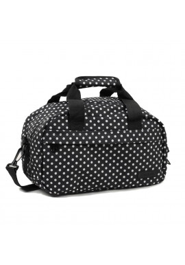 Фото Сумка дорожная Members Essential On-Board Travel Bag 12.5 Black Polka