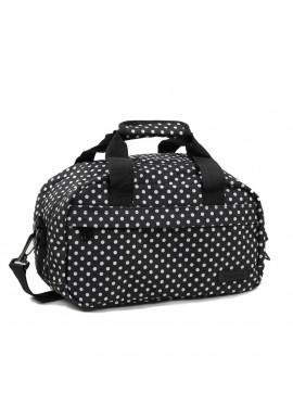 Фото Сумка дорожная Members Essential On-Board Travel Bag 12.5 Black Polka
