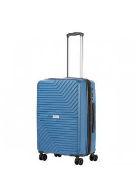 Фото Чемодан CarryOn Transport (M) Blue Jeans