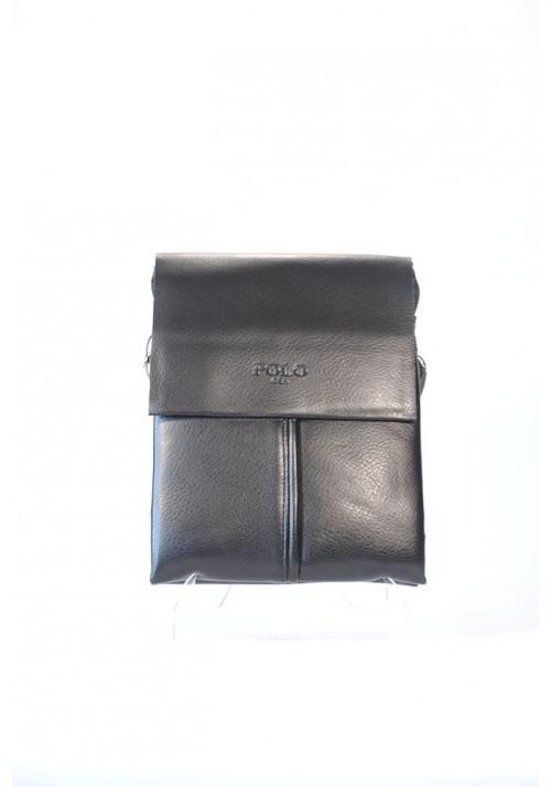 Мужская сумка через плечо POLO маленького размера